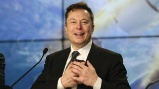 X Æ A-12 Musk: Elon Musk announces son's birth and unique name