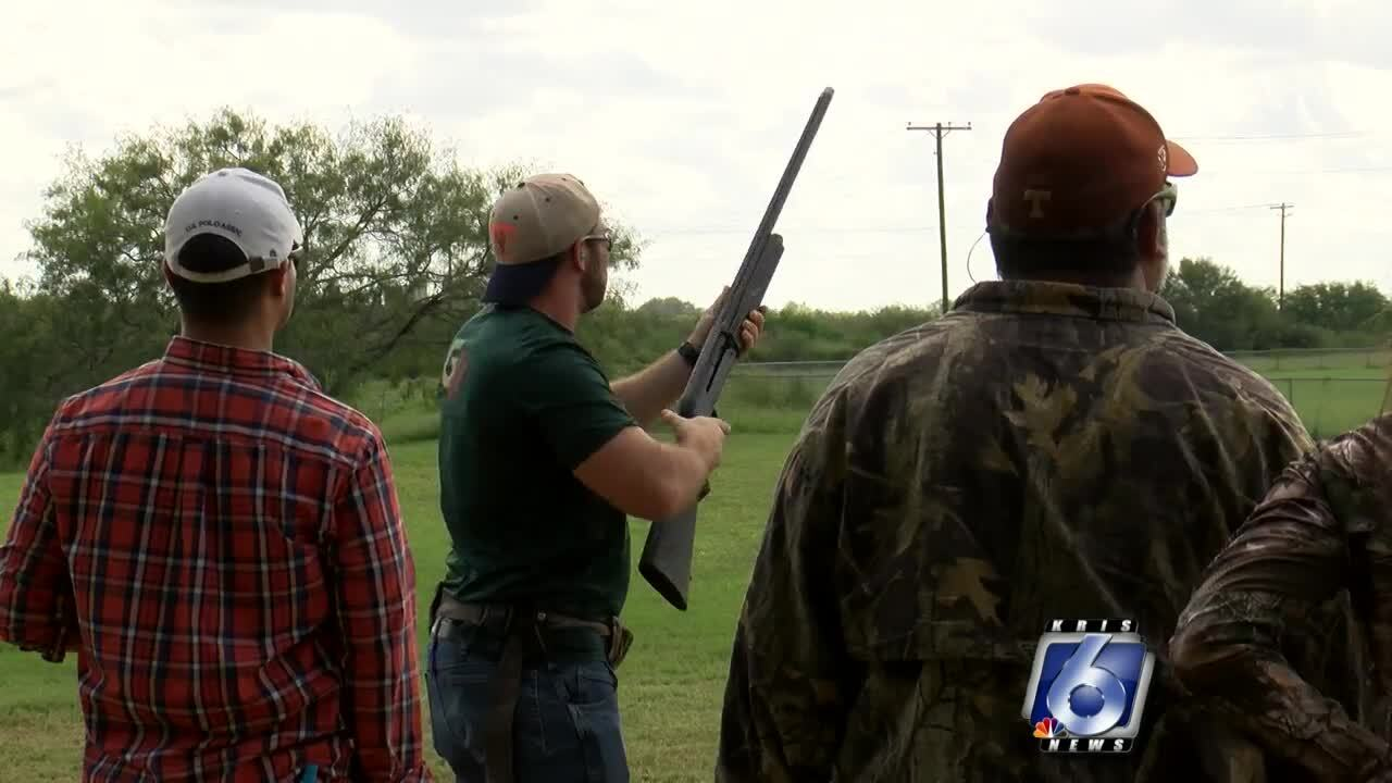 Charity Dove Hunt and Skeet Shoot  at Lonesome Dove Ranch