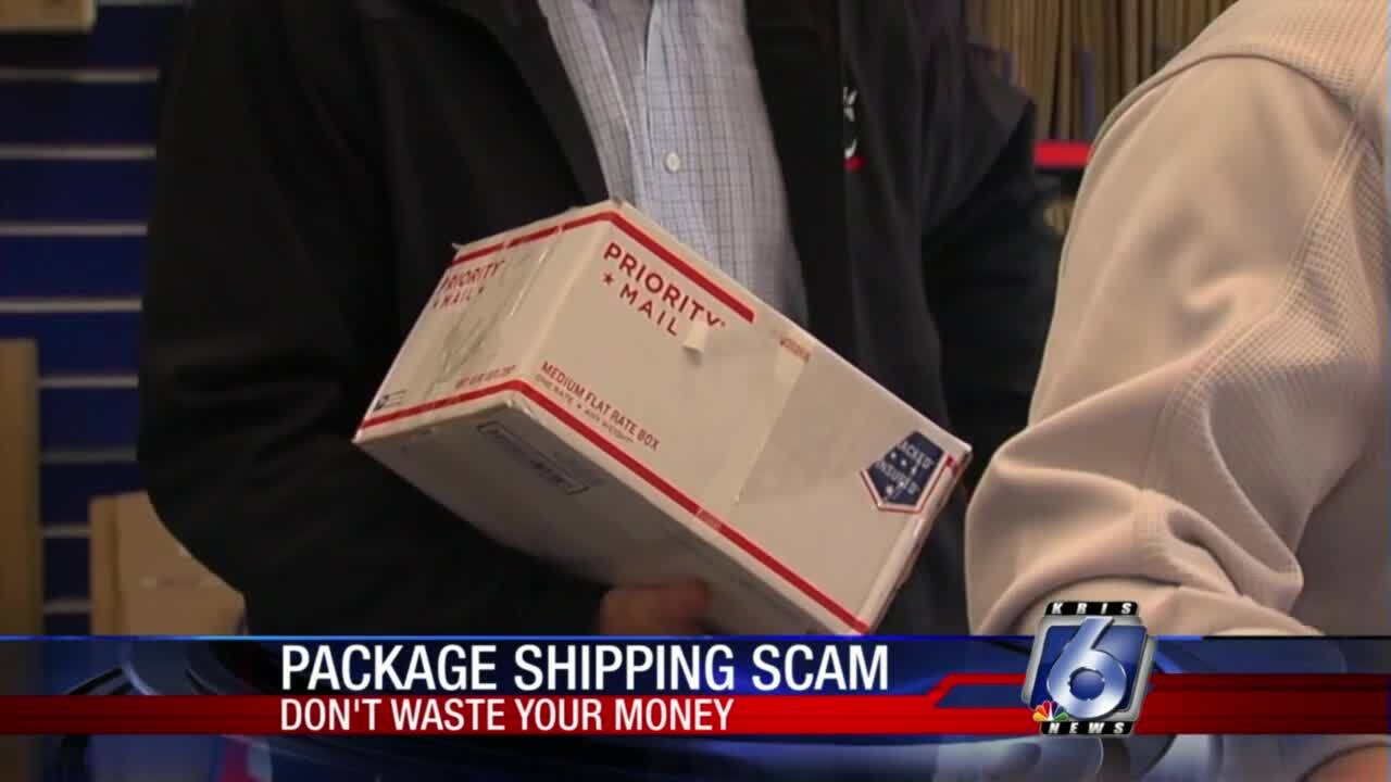 DWYM: This shipping scam doesn't pay like it promises