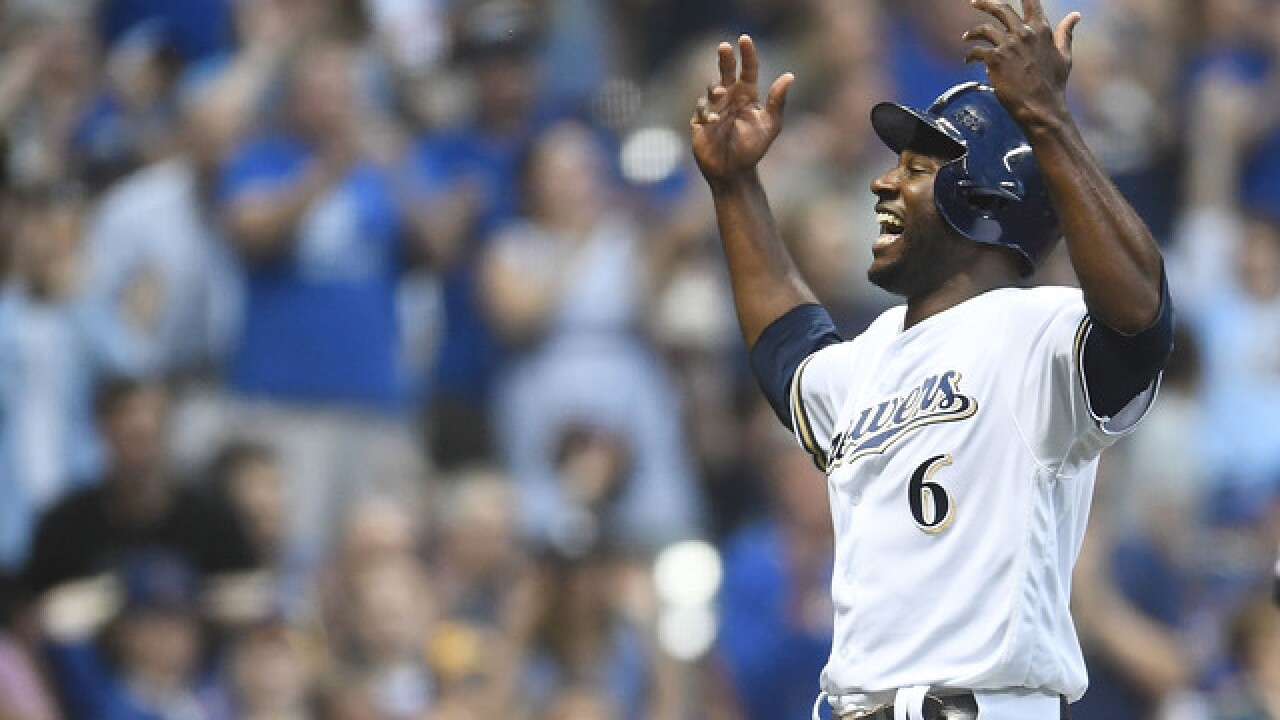 Cain, Chacin pace Brewers past Cubs 1-0