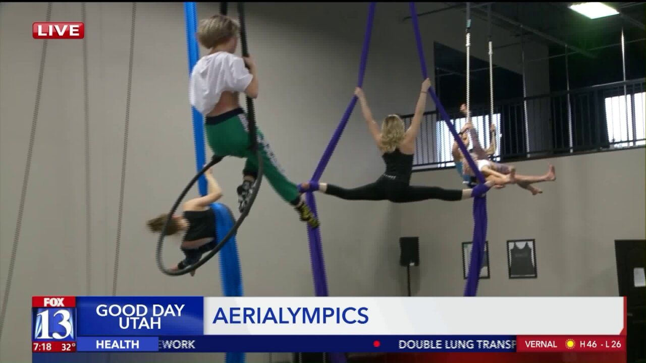 Salt Lake City to host Aerialympics National Championship this weekend