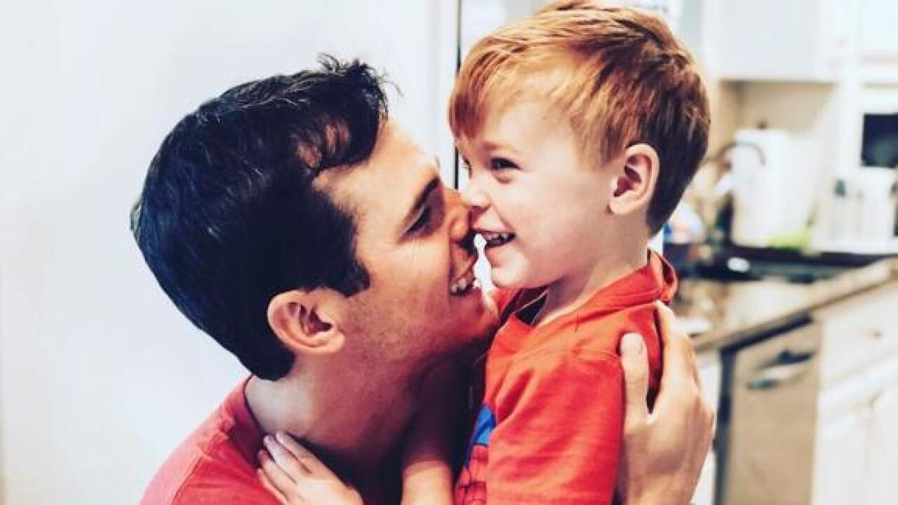 Country singer Granger Smith's son saved 2 lives with his organ donation, wife says