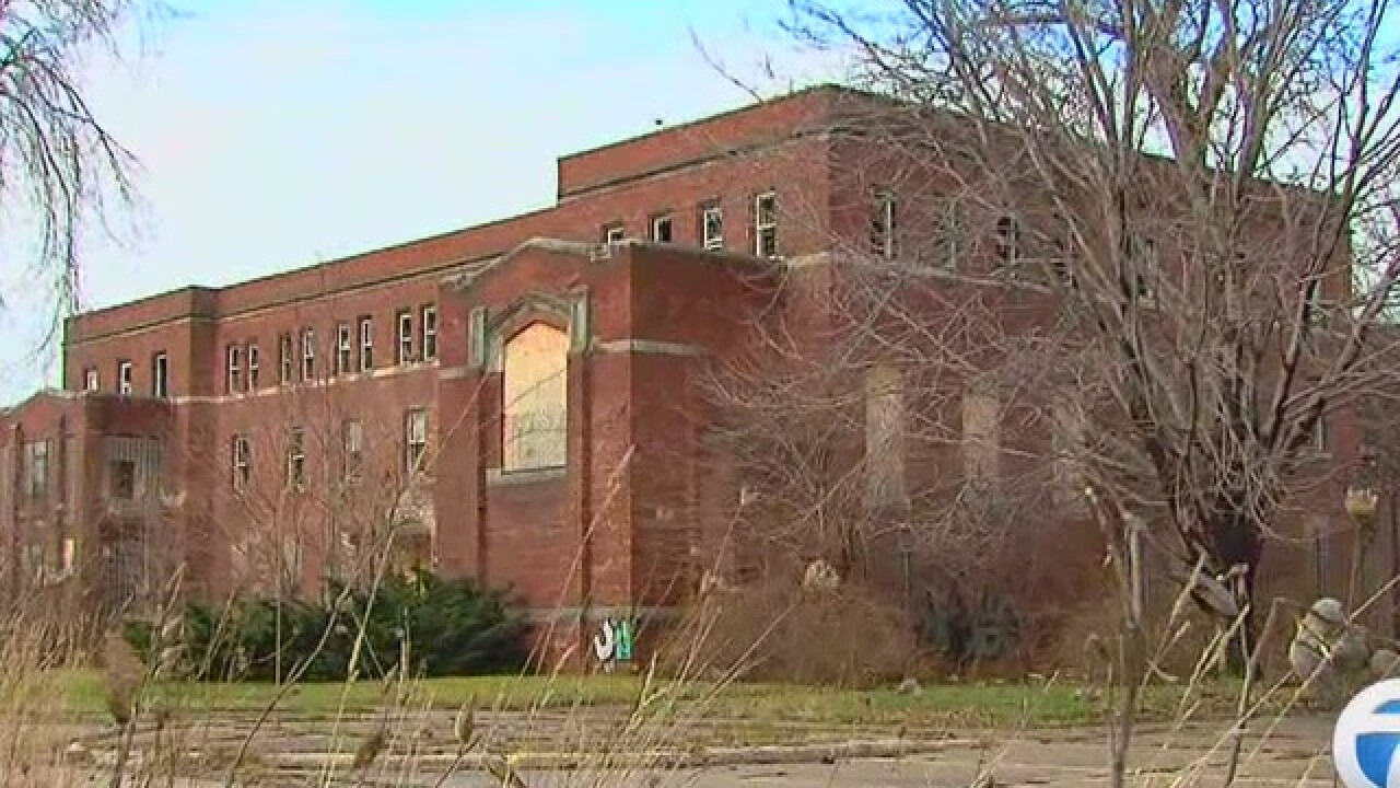 Patient records found in abandoned hospital