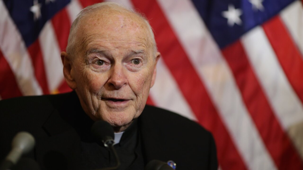 Vatican defrocks top US cardinal McCarrick over sexual abuse allegations