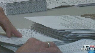 Provisional ballots verified in Pima County