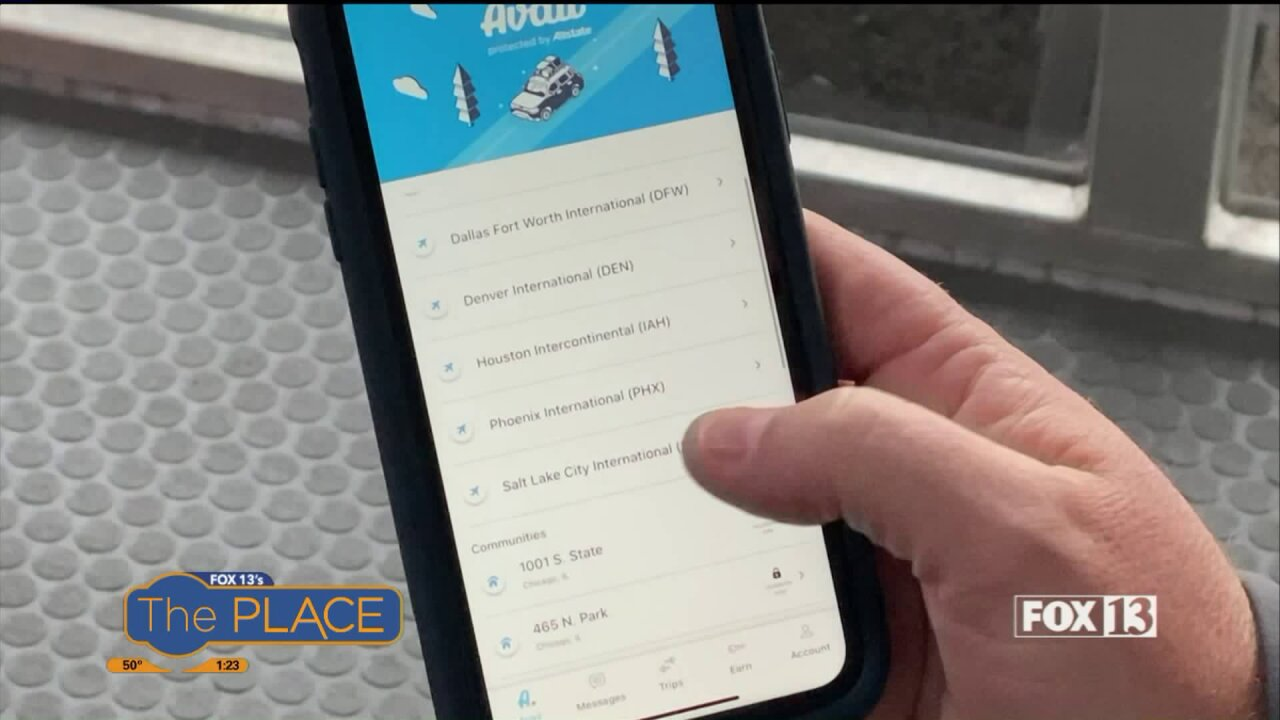 New carsharing service 'Avail' now in Utah