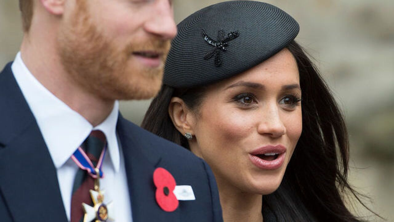 Meghan Markle's dad may not be walking her down the royal wedding aisle