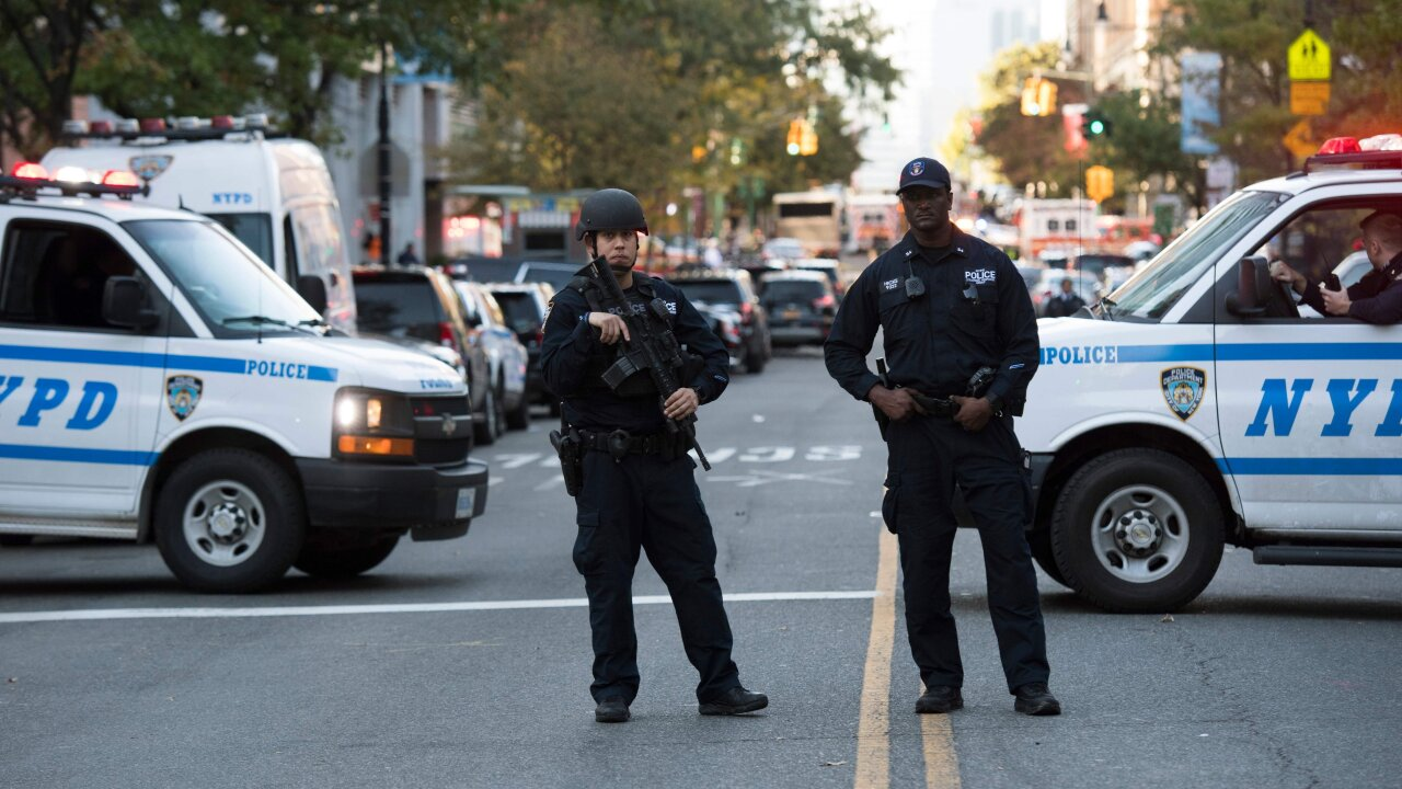 For the first time in 25 years New York City didn't have a single shooting over the weekend