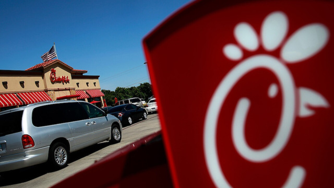 Baby girl born in Texas Chick-fil-A gets free food for life and a future job