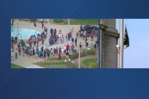 Protests in Milwaukee following Breonna Taylor decision