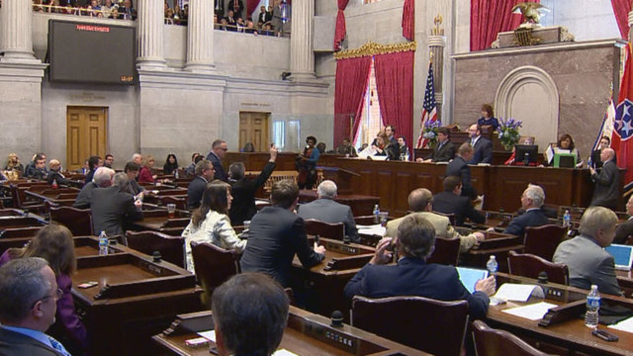 'Policing For Profit' Leads To Two Bills In Legislature
