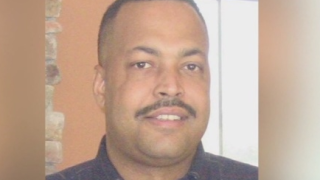 Mark Nicholson was shot and killed in April 2015
