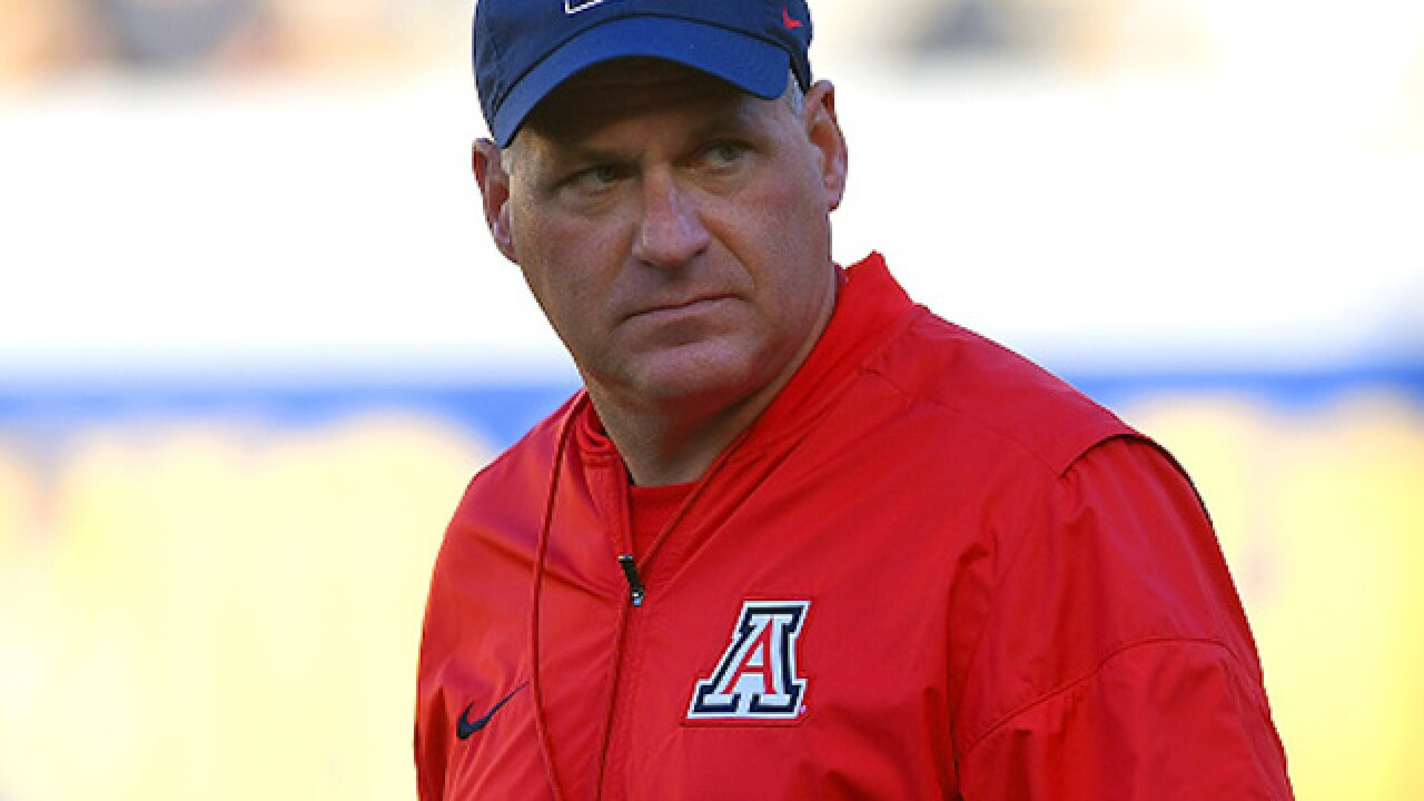 Attorney: Accuser trying to extort former UA football coach Rich Rodriguez for $7.5 million
