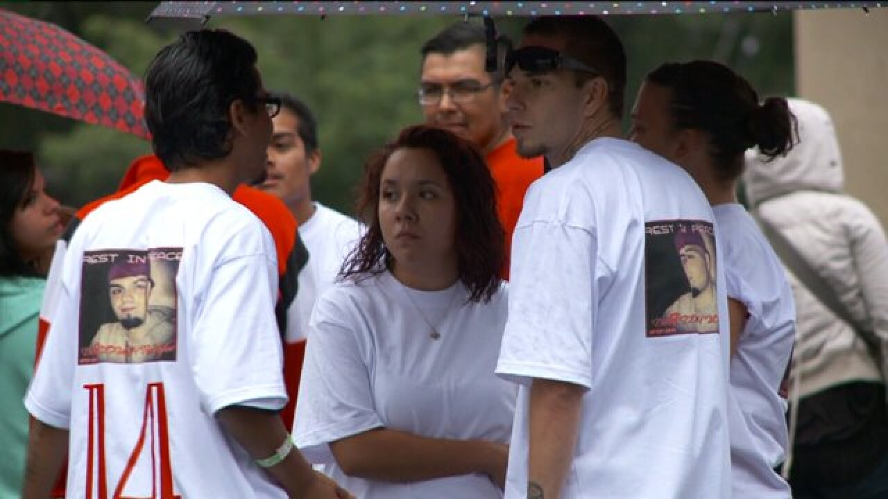 Vigil held for South Salt Lake man shot, killed by police