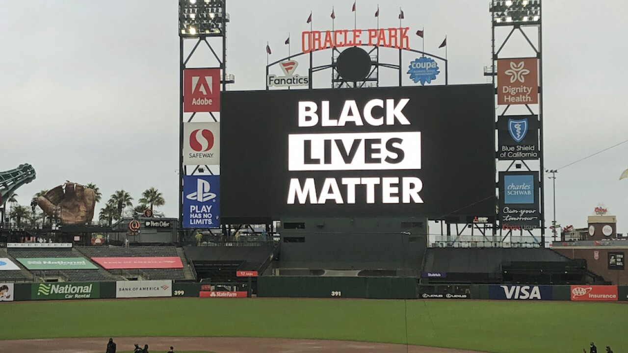 LEADING OFF: Racial justice protests reverberate through MLB