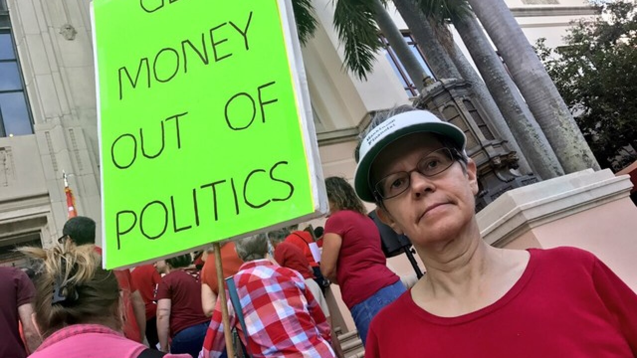 St. Pete to get big money out of local politics