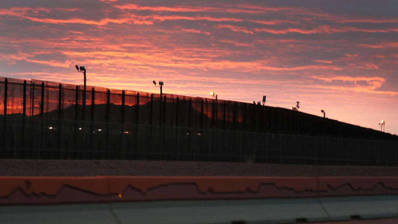 Pentagon halts military projects to fund $3.6 billion of Trump's border wall