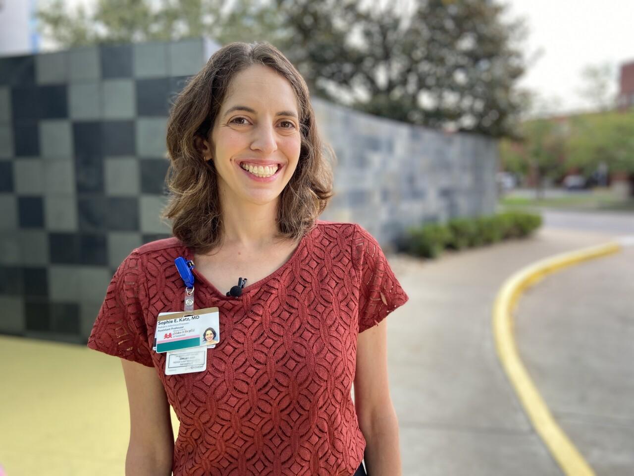 Dr. Sophie Katz