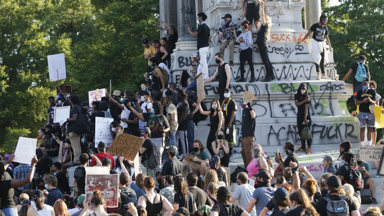 America Protests Richmond