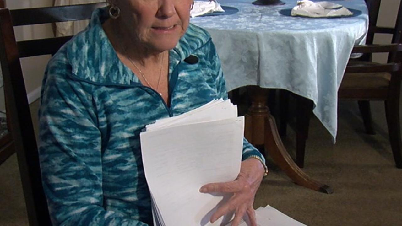 Margaret Fitzwater