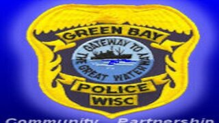 Green Bay Police investigating officer...