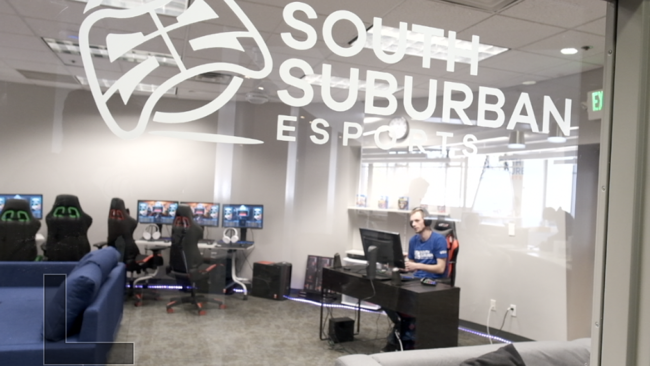 South Suburban Parks and Rec adding Esports room to open in March