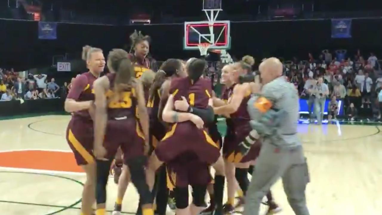 KNXV ASU sun devils women's basketball