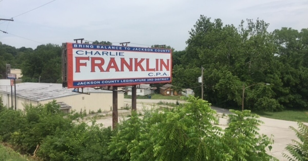 Jackson County legislature candidate sues to get opponent off ballot