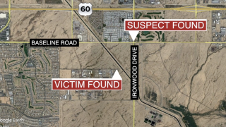 Murder-suicide in Apache Junction
