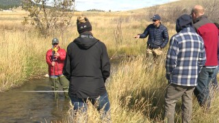 Landowners learn about water measurement, management in Helena class