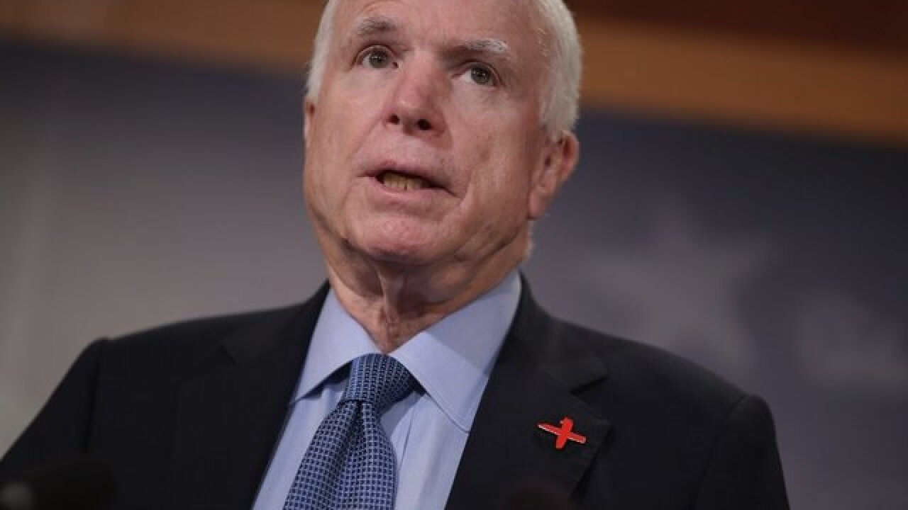 Trump, Obama among leaders who have reacted to John McCain's death
