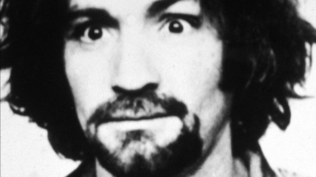 Four months after his death, Charles Manson is buried
