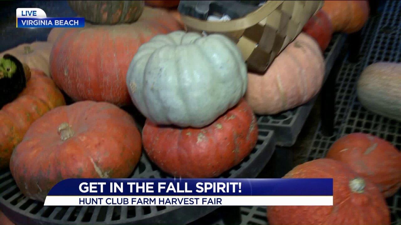 Get in the Fall spirit at Hunt Club Farm's 'HarvestFair'