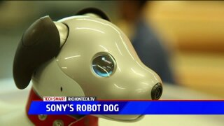 Tech Smart: Sony's updated robot dog