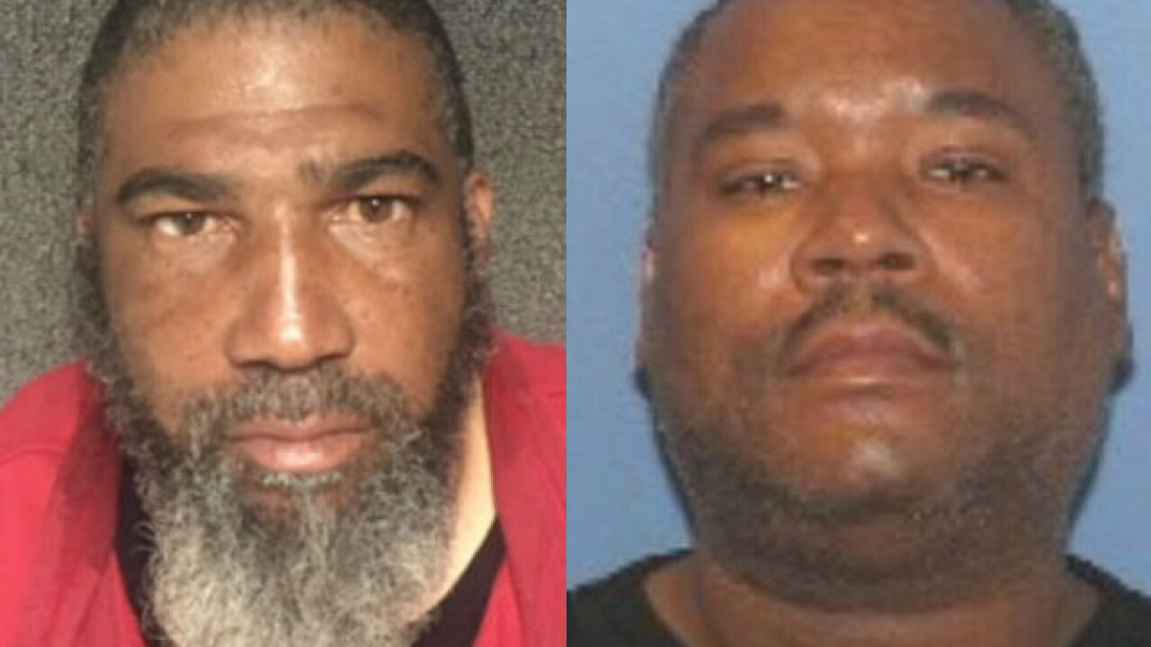 Police: Charles Robinson shot through door, killed Eric Keesee