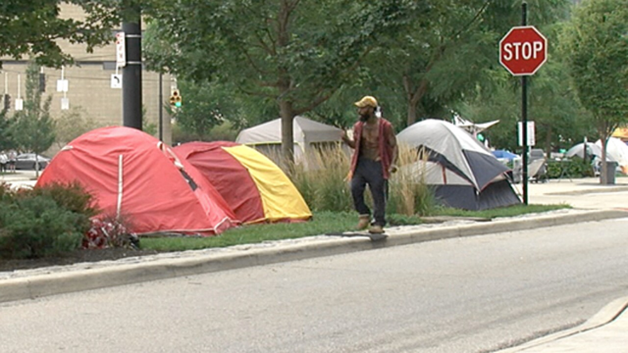 ACLU of Ohio files lawsuit against judge who issued order to clear homeless camps