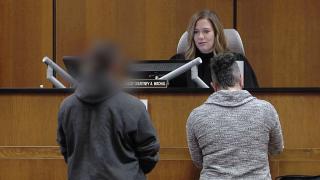 Domestic violence court