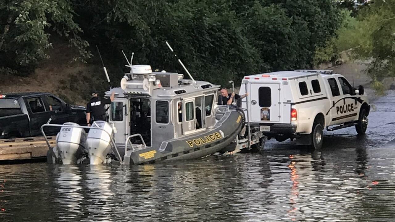 Sheriff identifies missing Watkins Landingboater