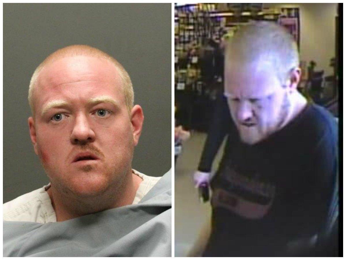 Albertson's robbery suspect