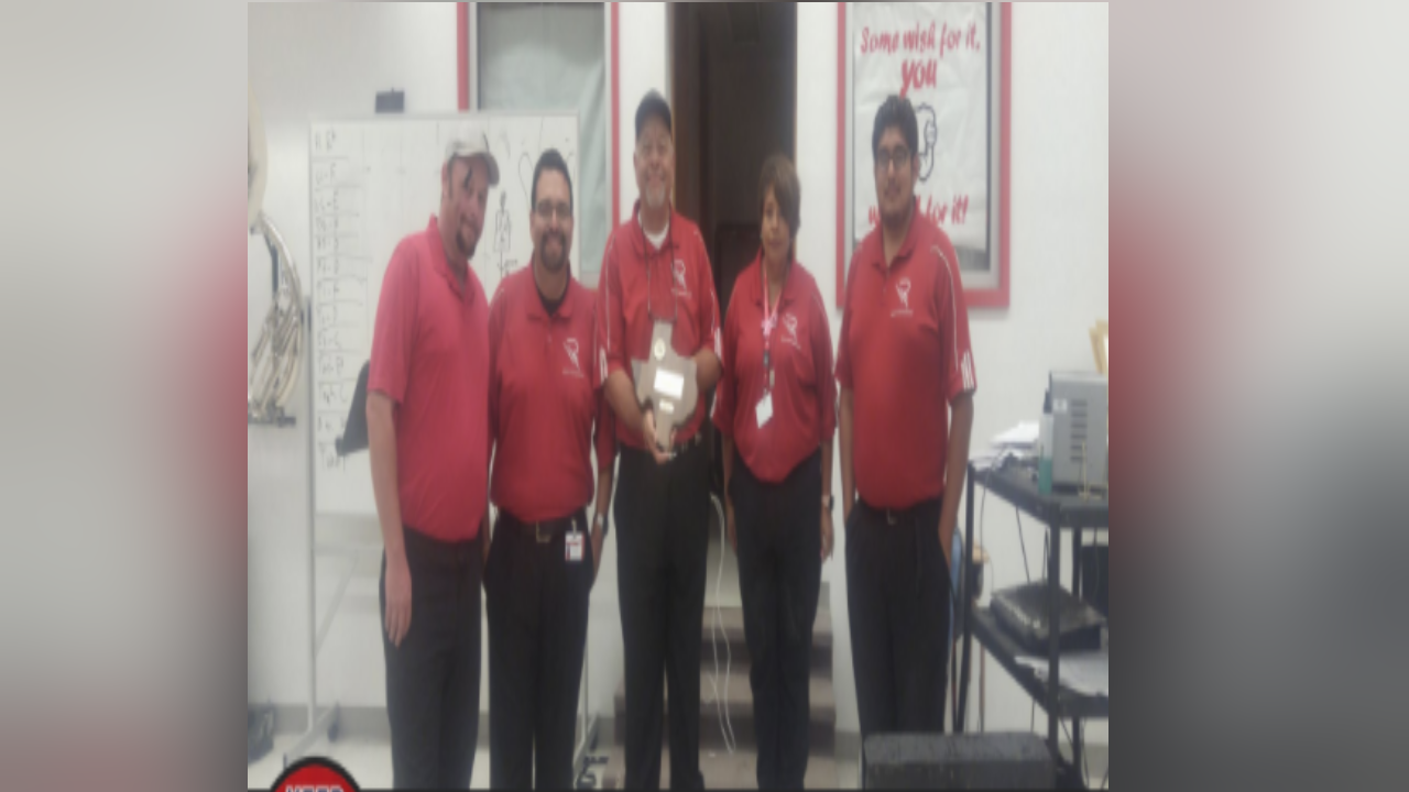 Robstown band boosters