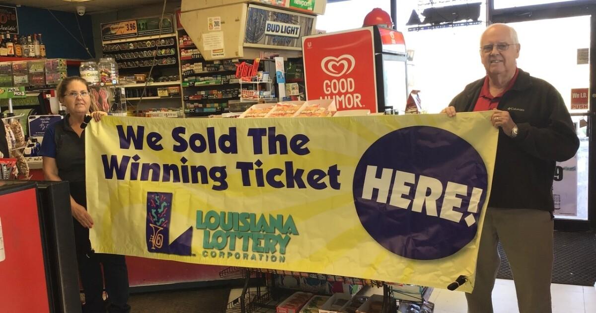 charles walker lotto jackpot.'