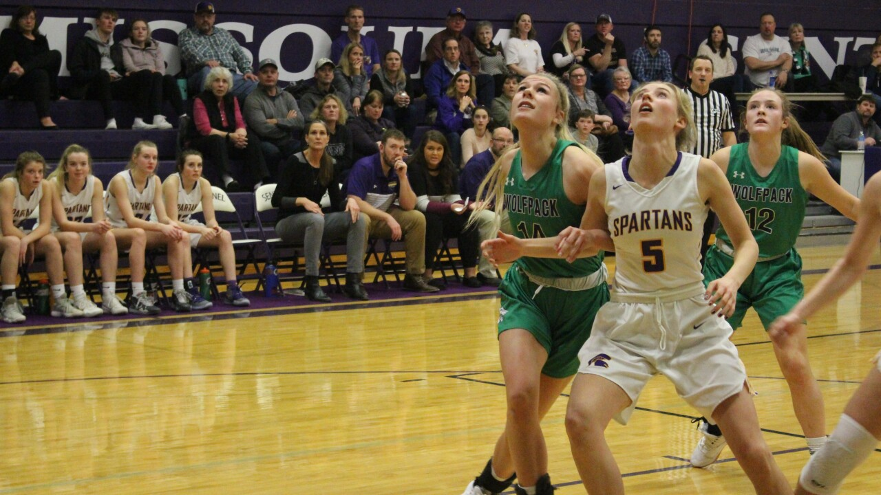 Sentinel girls basketball