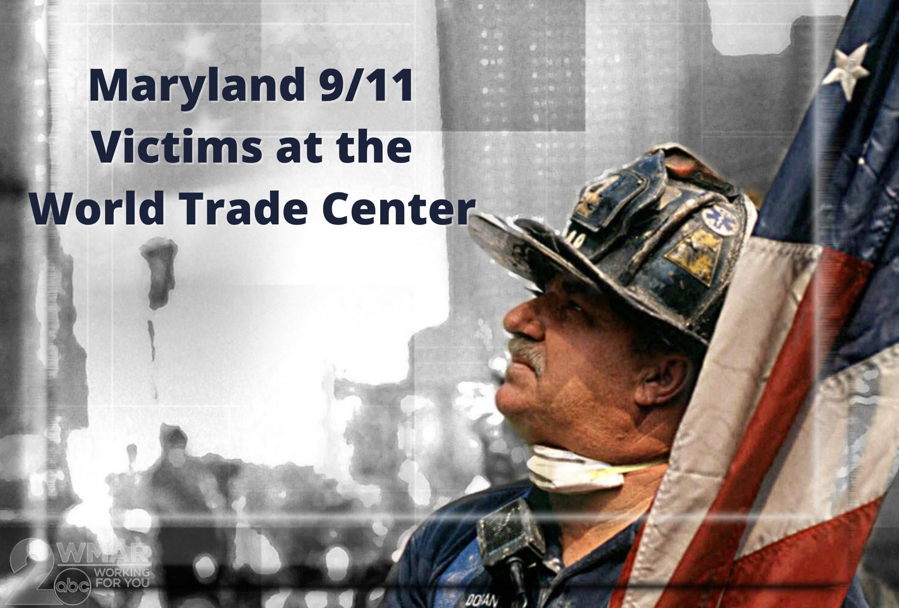 world trade center victims 9/11