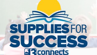 13 Connects Supplies For Success: Teacher Supply Drive