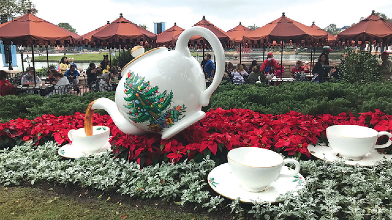 Celebrate Christmas around the world at Epcot's Festival of the Holidays 2017