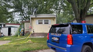 Lake Odessa homicide investigation