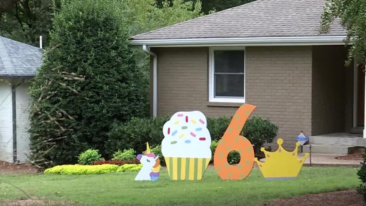 'Lawn Fairies' Take Over Nashville Yards: 2 Moms Start Lawn-Decorating Business