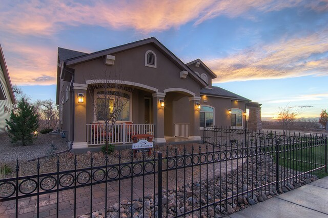 GALLERY: See some of the homes featured in this year's Denver Parade of Homes