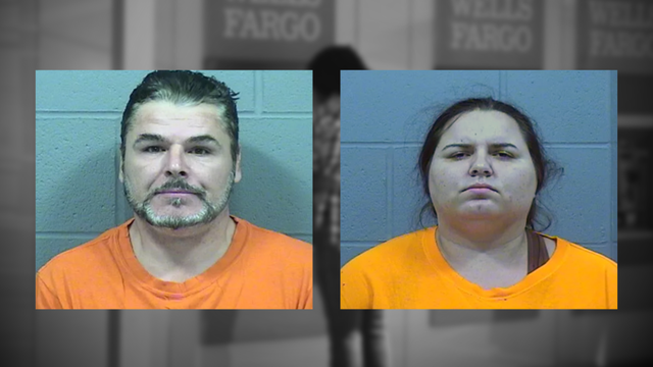 2 arrested in apparent theft ring targeting ATMs in Colorado, Kansas