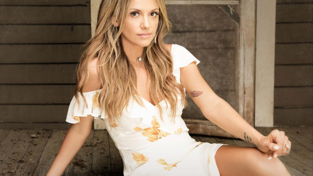 Country music star Carly Pearce talks about fame, touring and her love for Taylor Mill, KY